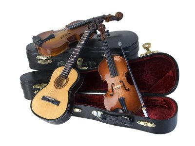 storing musical instruments